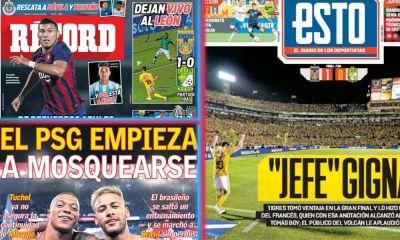 diarios deportivos del 24 de mayo de 2019