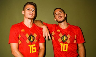 Thorgan Hazard es mejor que su hermano
