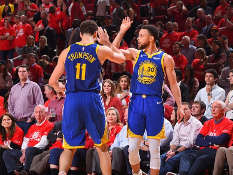 Warriors avanzaron a la final del Oeste