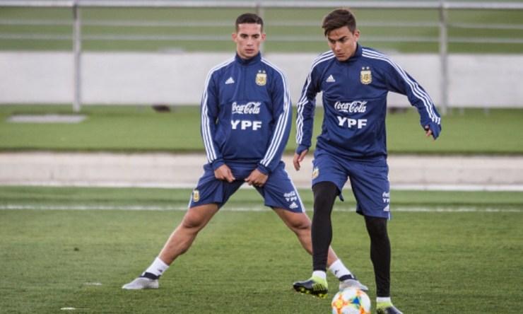 prelista de Argentina para la Copa América