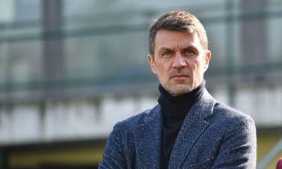 Paolo Maldini es director técnico del Milán