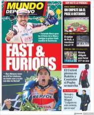 diarios deportivos del 17 de junio de 2019