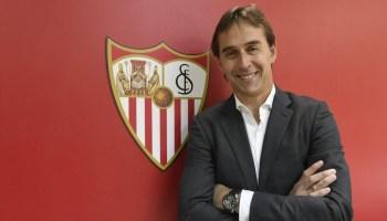 Sevilla anunció la llegada de Julen Lopetegui