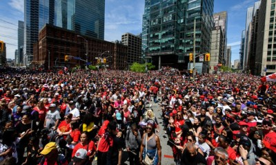 tiroteo en Toronto