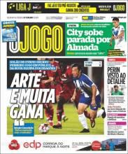 Porto venció al Fulham en partido de pretemporada, con gol de Otávio. (O Jogo)