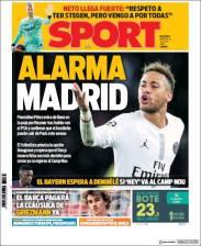 El Real Madrid prepara una oferta por Neymar y el jugador sólo quiere fichar por el club catalán. (Sport)