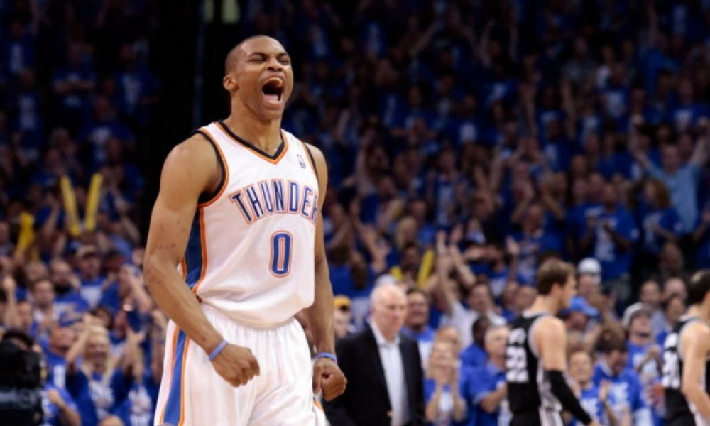 Oklahoma City Thunder cambian a Westbrook a Rockets por Chris Paul