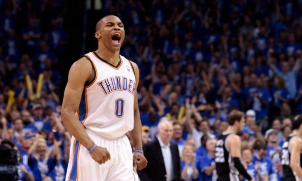 Las reacciones de los jugadores NBA al traspaso de Russell Westbrook