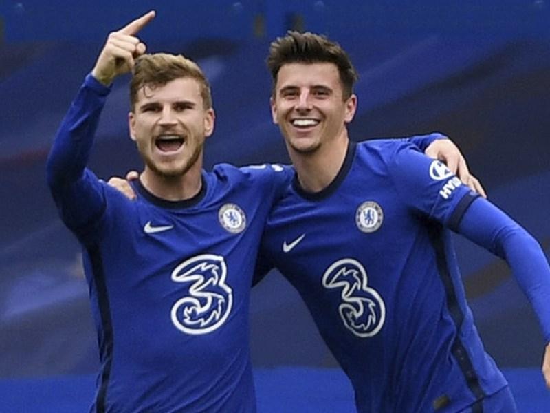 Chelsea en buen momento en la Premier