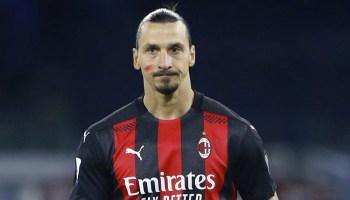 Zlatan Ibrahimovic fuera por lesión