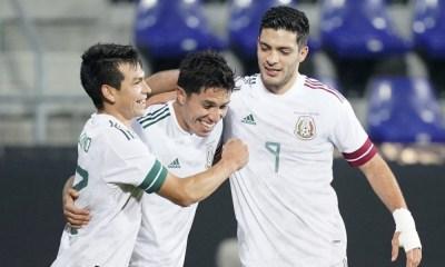 México Eliminatorias Mundial Catar 2022