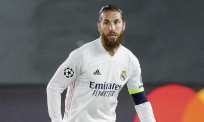 Real Madrid Sergio Ramos Barcelona
