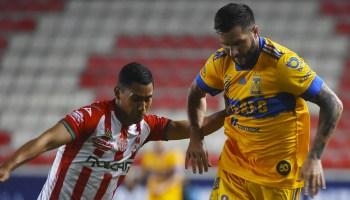 Tigres vs Necaxa Guard1anes 2021