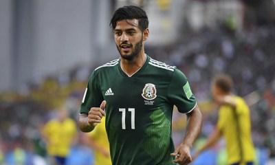 Carlos Vela volvería a la Selección Mexicana