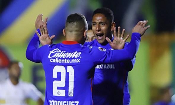 Tigres 0-2 Cruz Azul 'Guard1anes' 2021