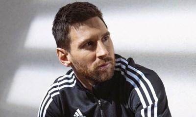 Adidas Lionel Messi botines