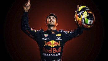 Checo Pérez Red Bull F1