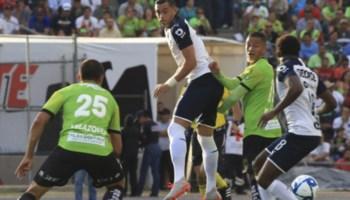 FC Juarez vs Monterrey