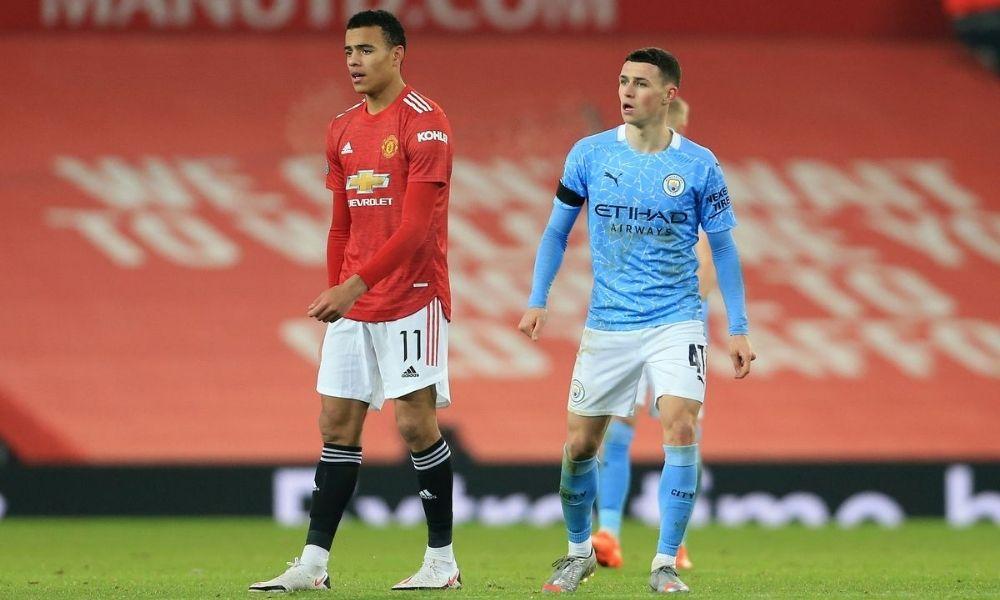 Pronóstico Manchester City vs Manchester United, con el título en juego