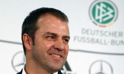 Hans-Dieter Flick firmó con la Selección de Alemania