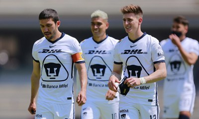 Bajas Pumas Apertura 2021