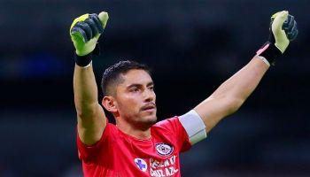 Jesús Corona marca Final del Guard1anes 2021