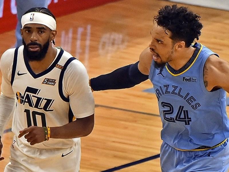 Grizzlies vs Jazz