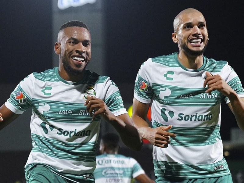 Puebla 1-0 Santos