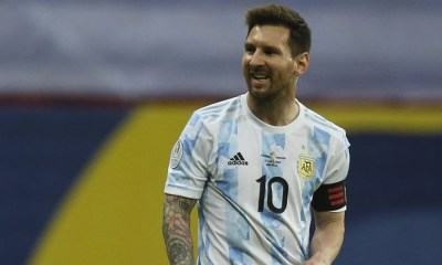 Argentina 1-0 Paraguay