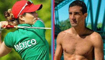 Gaby López y Rommel Pacheco abanderados para Tokio 2020