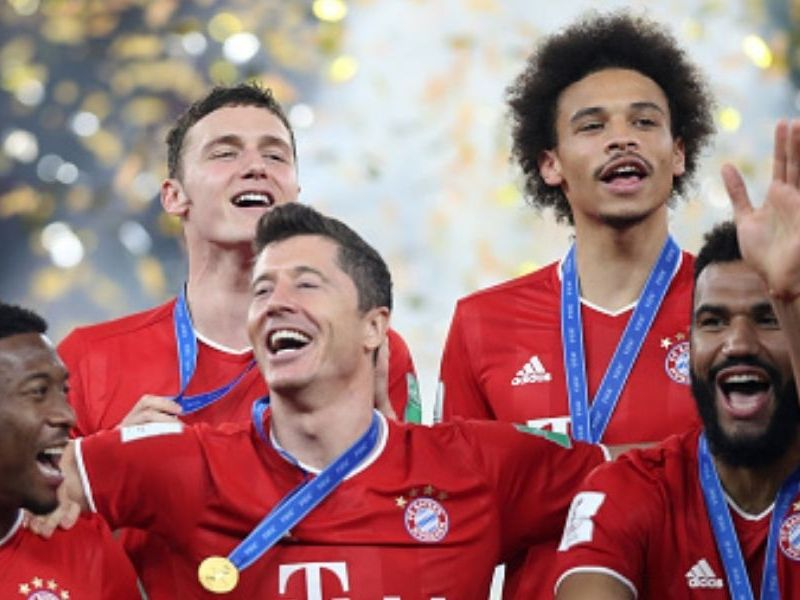Bayern Múnich renovó a Choupo-Moting