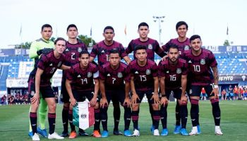 convocatoria de la Selección Mexicana para Tokio 2020