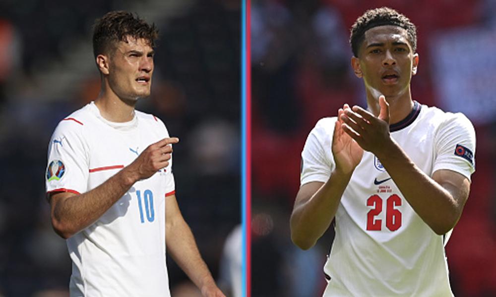República Checa vs Inglaterra Euro