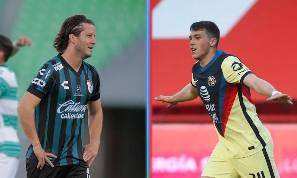 Pronóstico Querétaro vs América A21