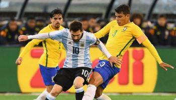 Pronóstico Argentina vs Brasil