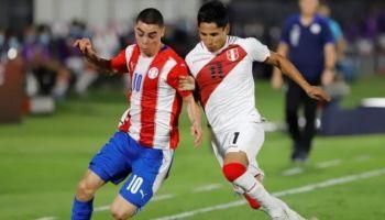 Pronóstico Perú vs Paraguay