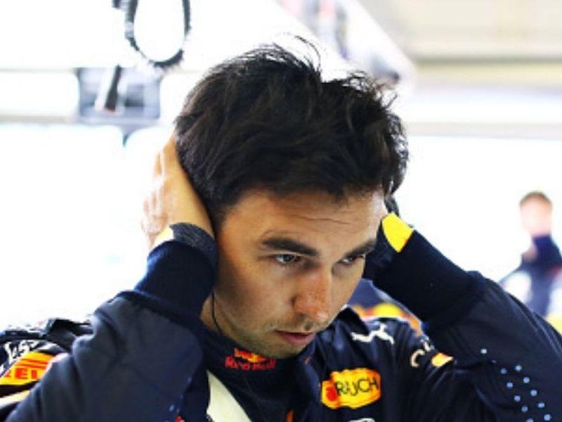 Checo Pérez último primera carrera sprint Fórmula 1