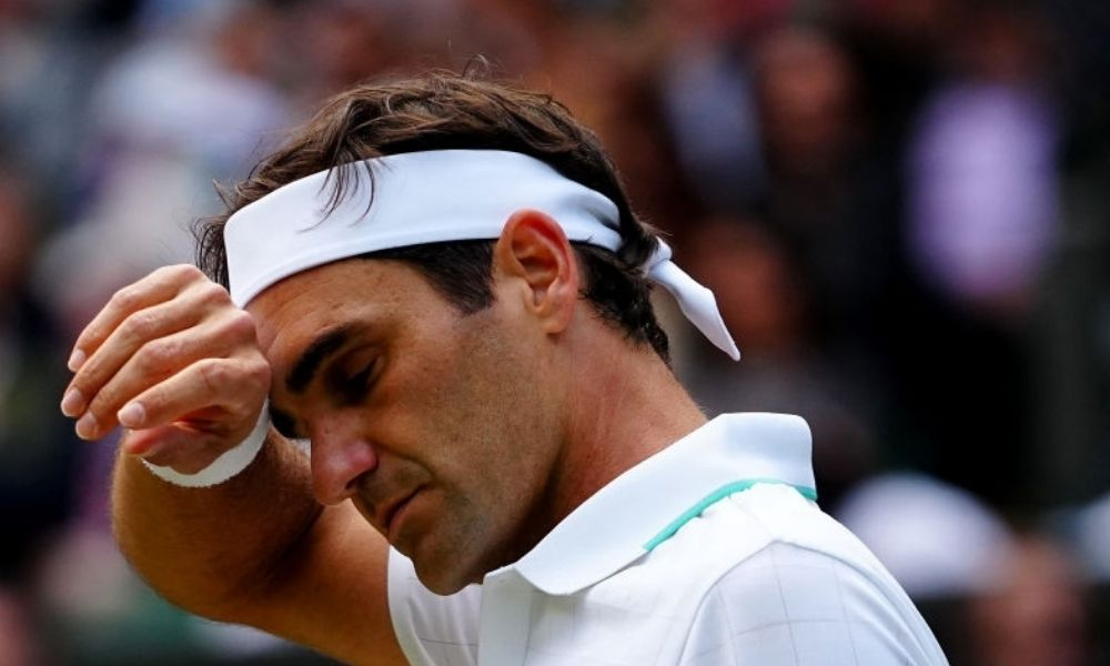 Roger Federer eliminado de Wimbledon 2021