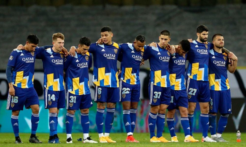 Jugadores de Boca Juniors involucrados en riña
