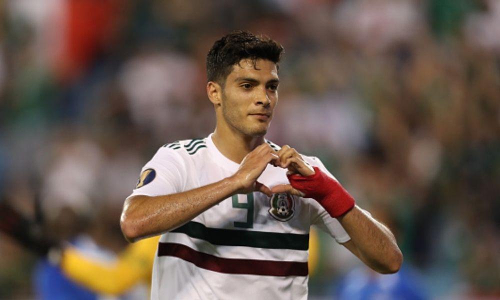 Raúl Jiménez regresará a la Selección Mexicana