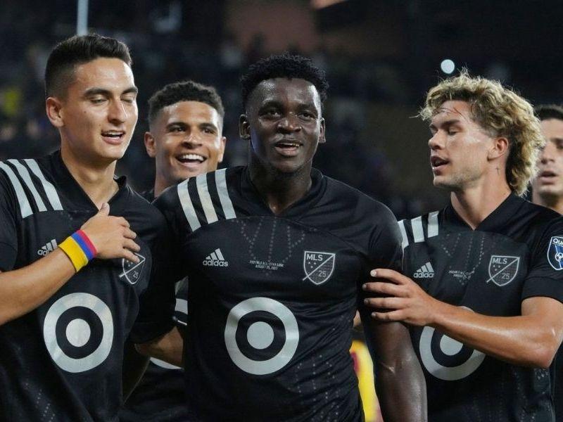 MLS venció a la Liga MX enel Juego de Estrellas 2021