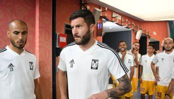 Gignac y Pizarro son bajas de Tigres