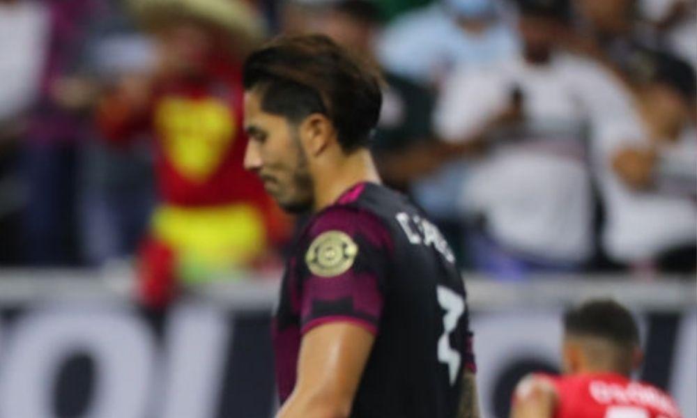 la Selección Mexicana no convocará a Salcedo