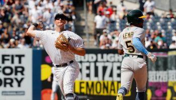 Pronóstico Athletics vs Yankees