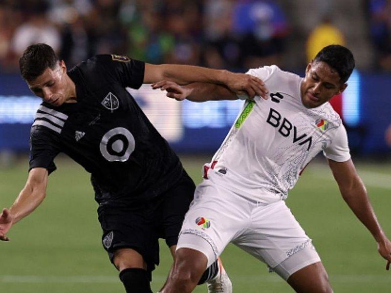 Juego de MLS y Liga MX tuvo récord de audiencia