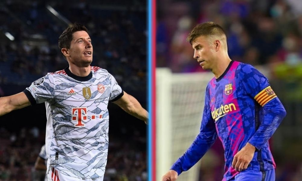 Barcelona y Bayern Múnich en Champions League