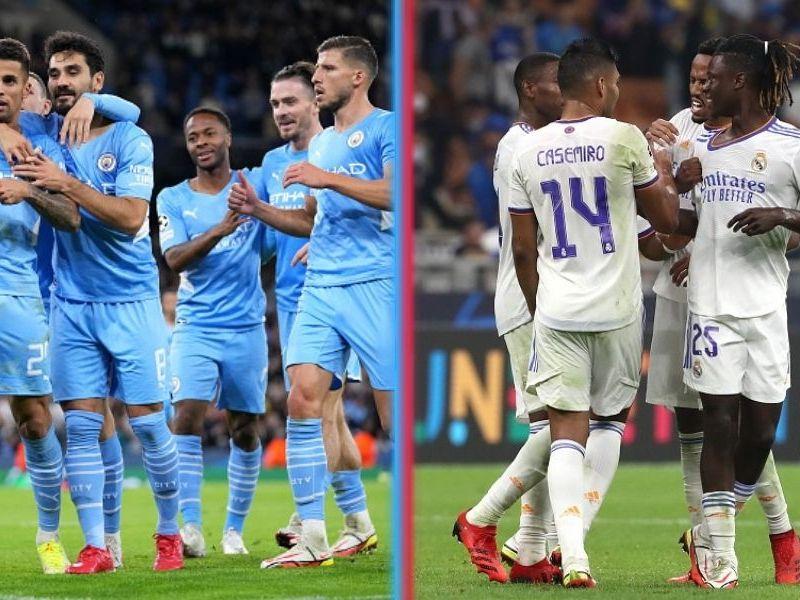 actividad Champions League 2021 22