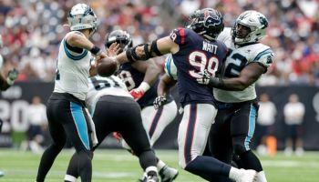 en vivo Texans vs Panthers