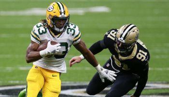 Packers vs Saints cambió de sede