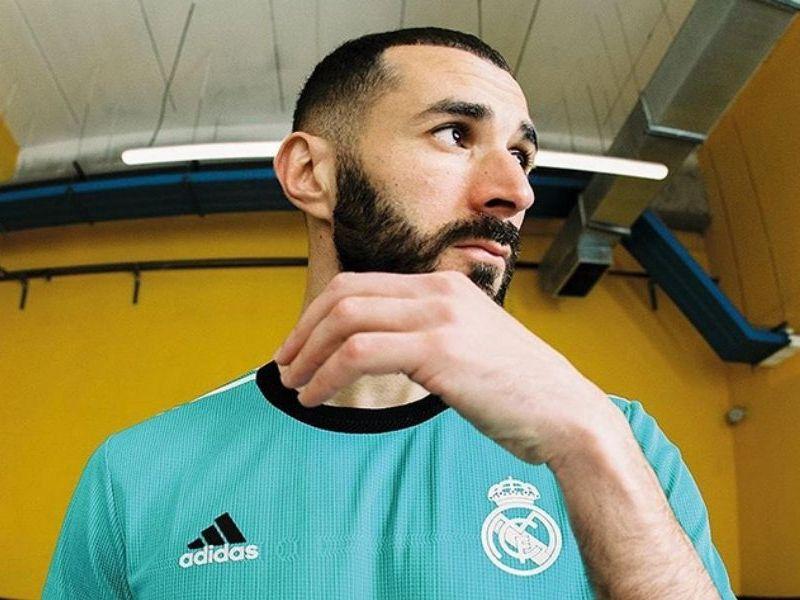 Real Madrid presentó tercer uniforme